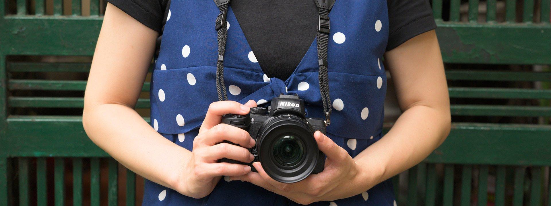 Nikon Z50 : prise en main.