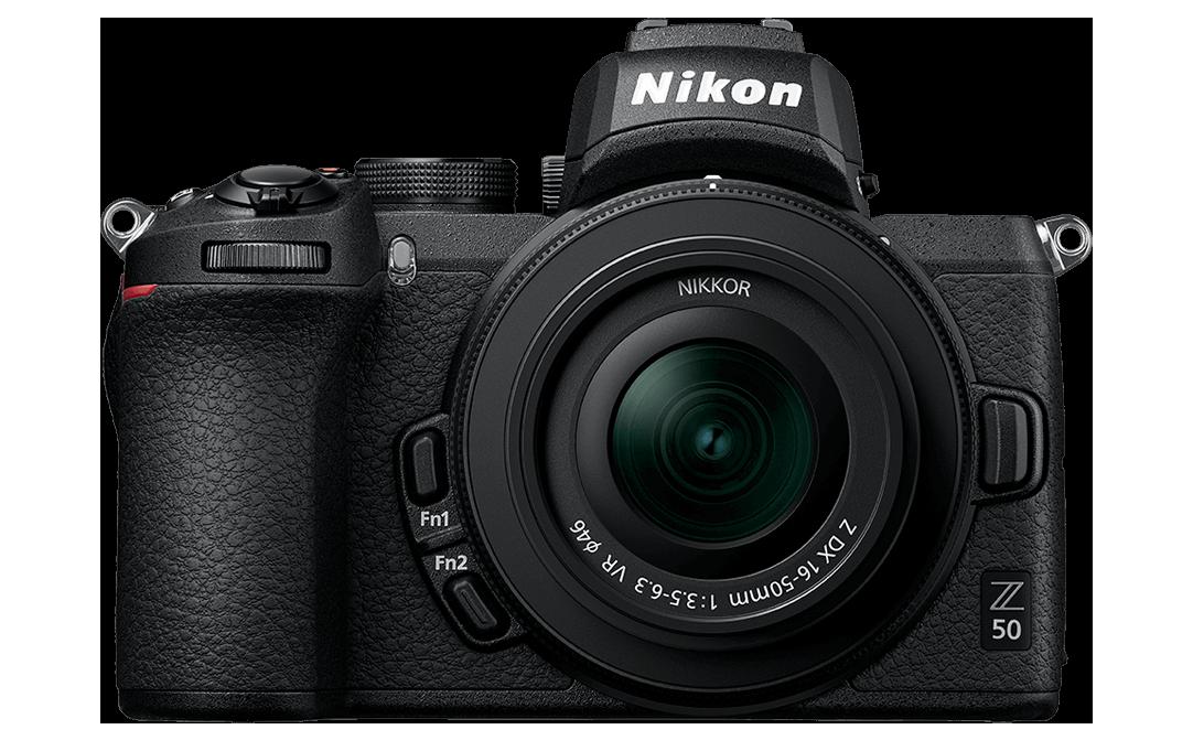 Nikon Z50.