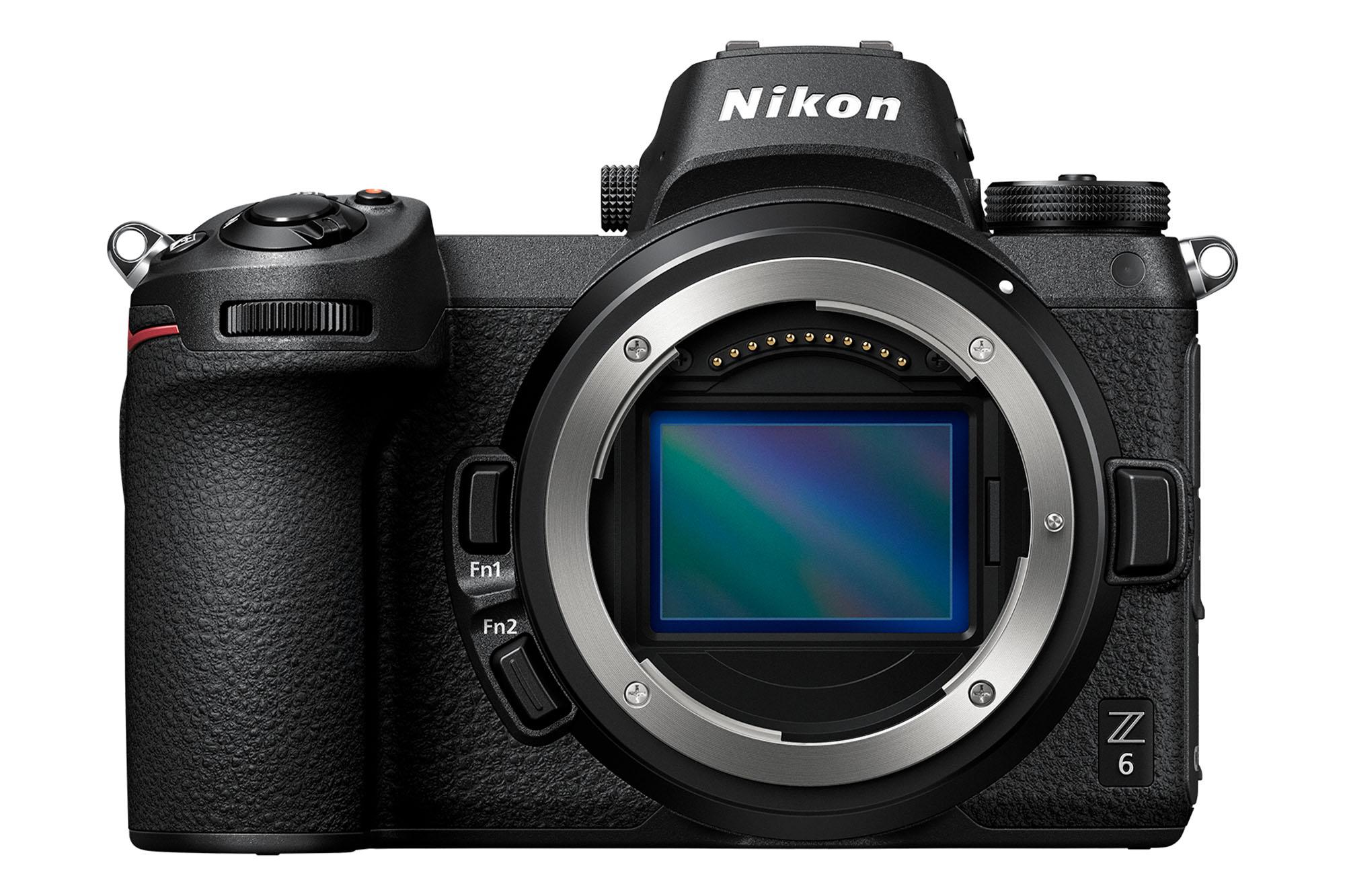 Nikon Z6 nu