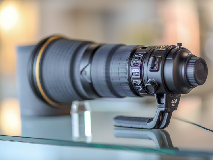 Objectif Nikon 400mm d'occasion
