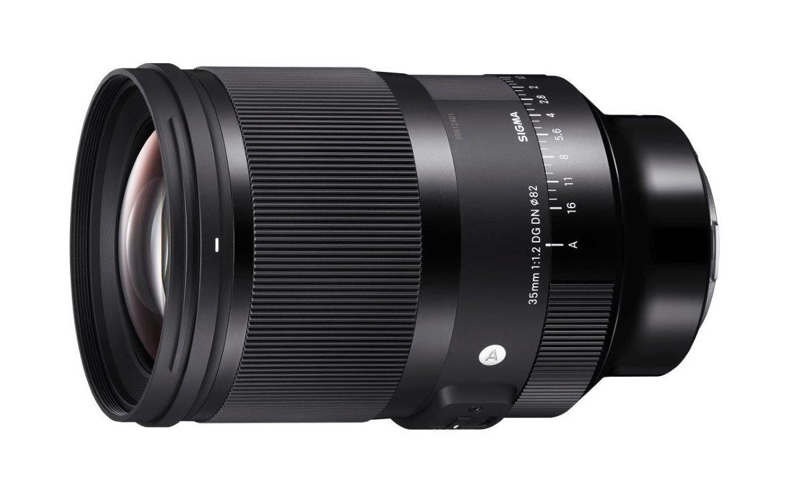 Sigma 35 mm f/1,2 DG DN Art.