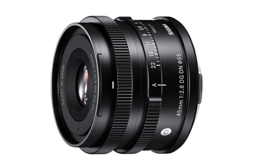 Sigma 45 mm f/2,8 DG DN Contemporary.