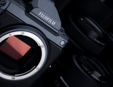 Le Fujifilm GFX100.
