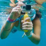 photo sous marine avec action cam