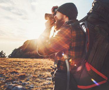 photographe randonnée