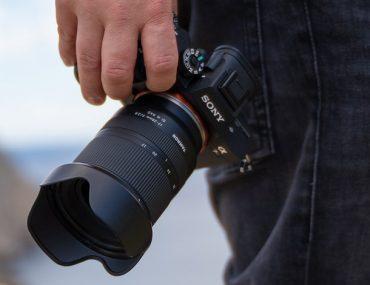 Tamron 17-28 mm f/2,8 Di III RXD