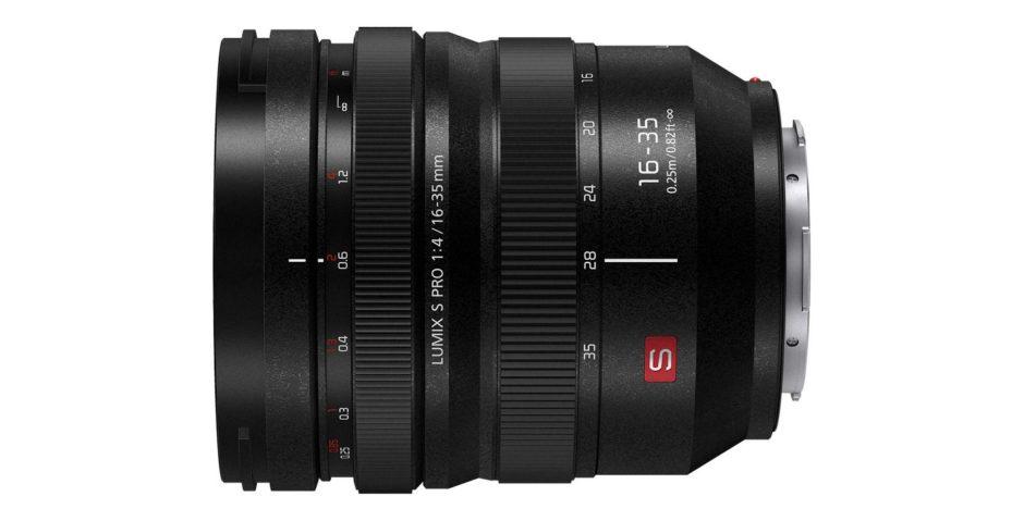 Lumix S Pro 16-35 mm f/4