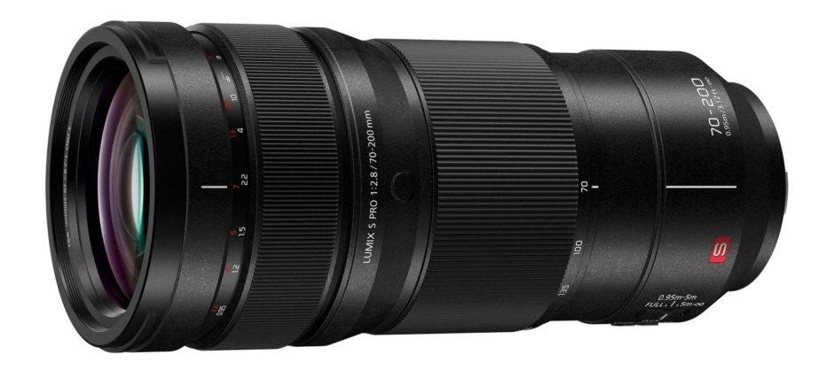Lumix S Pro 70-200 mm f/2,8 O.I.S