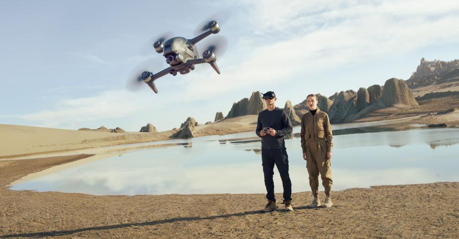 drone immersion dji fpv