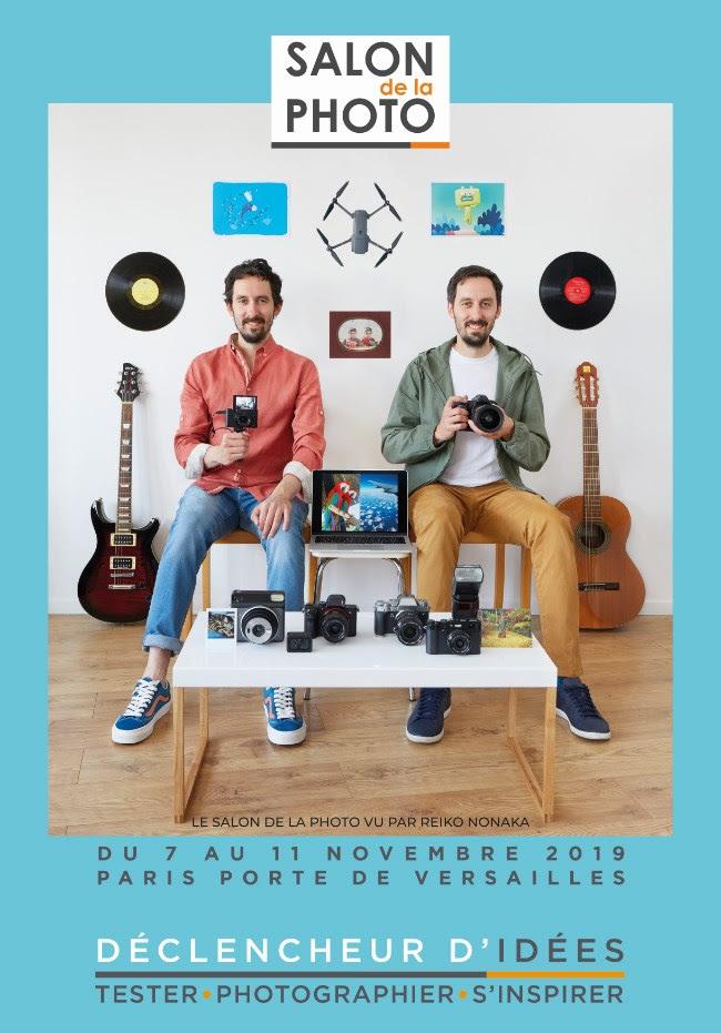 Salon de la Photo 2019 : affiche.