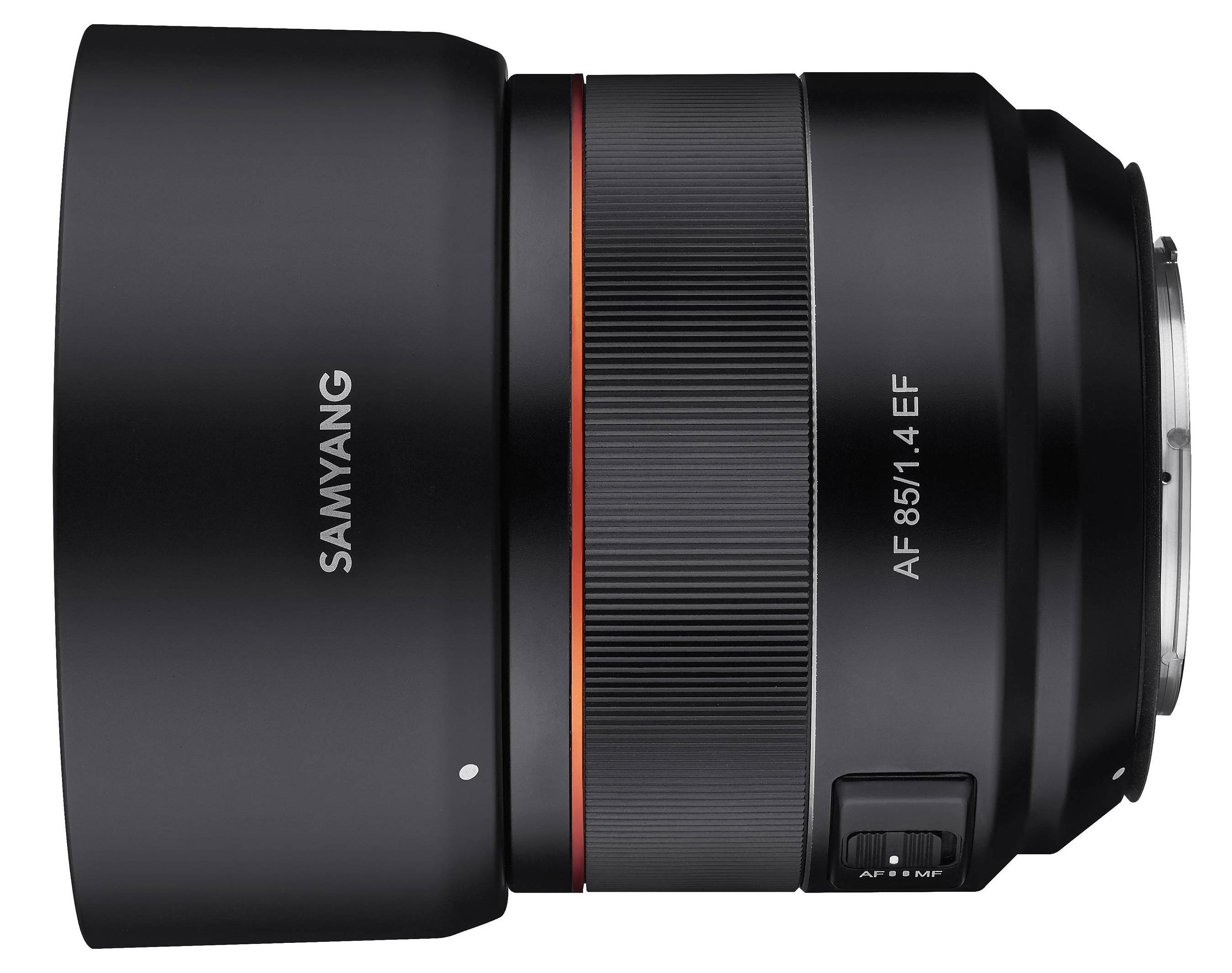 Samyang AF 85 mm f/1,4