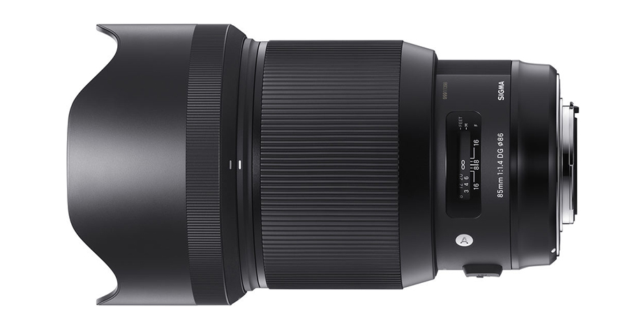Sigma 85 mm f/1,4 DG HSM Art.