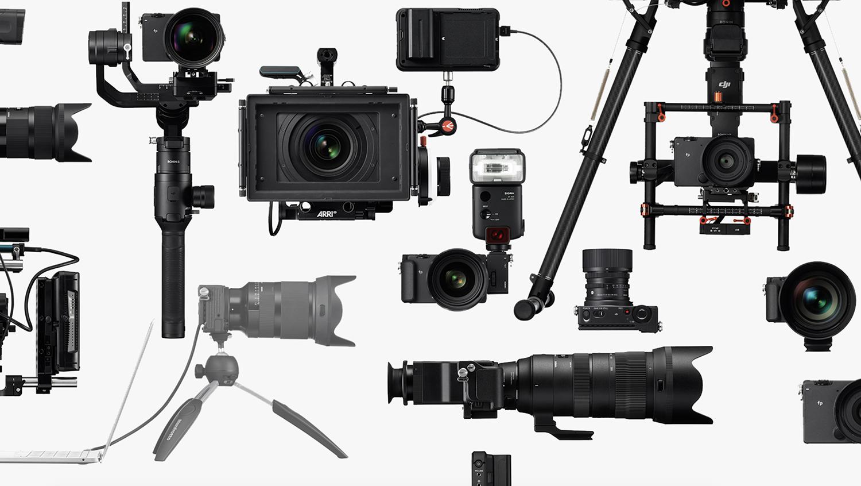 Sigma fp : accessoires.