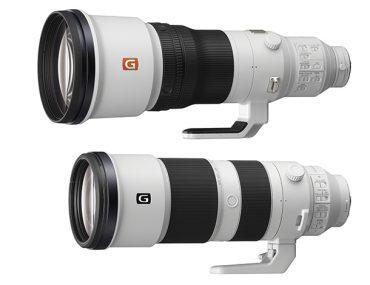 Les objectifs Sony 600 mm et 200-600 mm