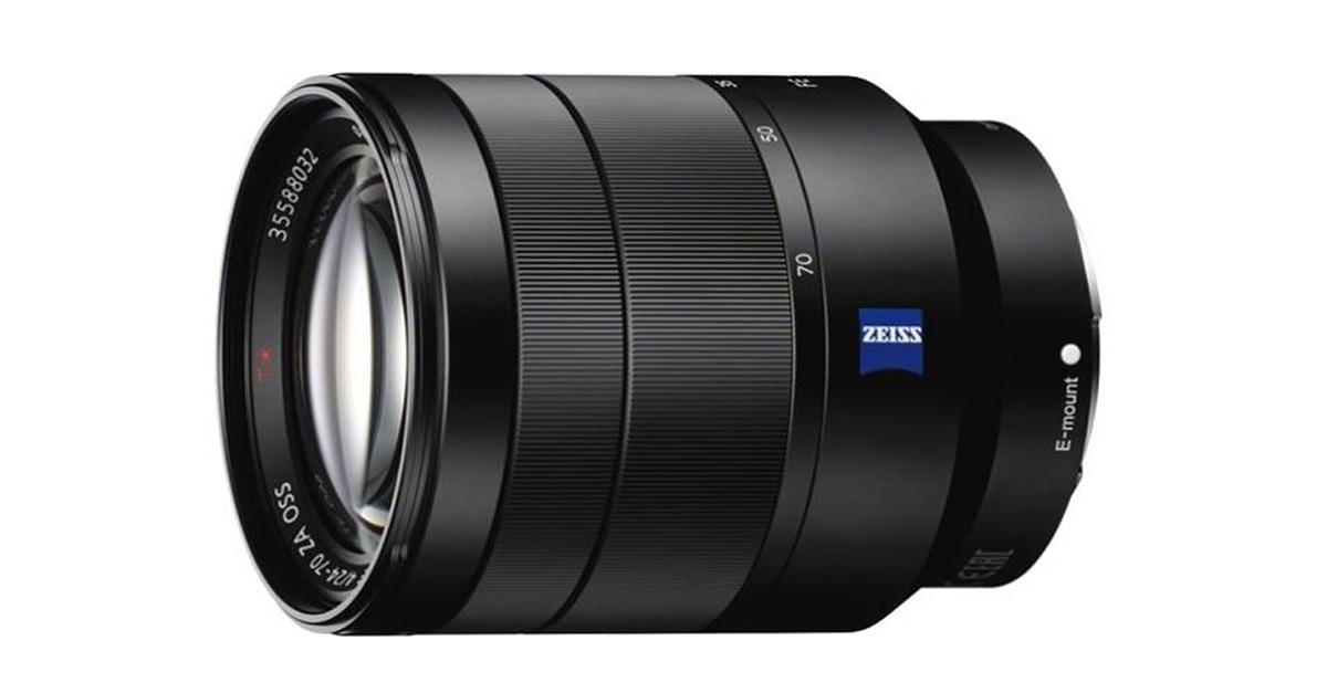 Sony Vario-Tessar T* FE 24-70 mm f/4 ZA OSS
