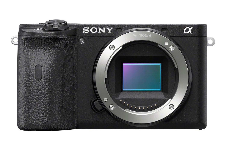 Sony A6600 : nu face