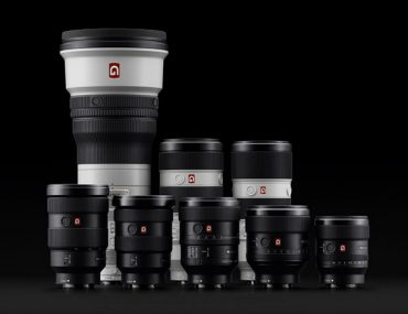 Optiques Sony FE G Master.