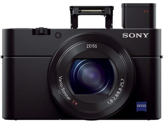 Sony RX100 III de face