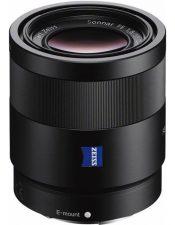 Objectif photo Sony Zeiss 55 mm f/1,8 FE (7 cm - 281g)