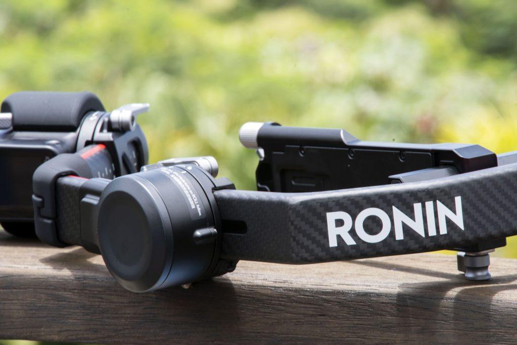 DJI Ronin S2, une fabrication de qualité