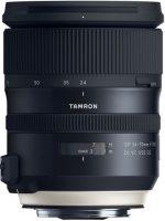 Objectif photo Tamron 24-70 mm f/2,8 G2 (11 cm - 904g)