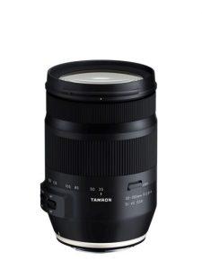 Objectif photo Tamron 35-150 mm f/2,8-4 di vc (12,7 cm - 786g)