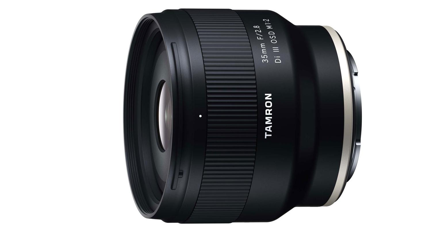 Tamron 35 mm f/2,8 Di III OSD M1:2.