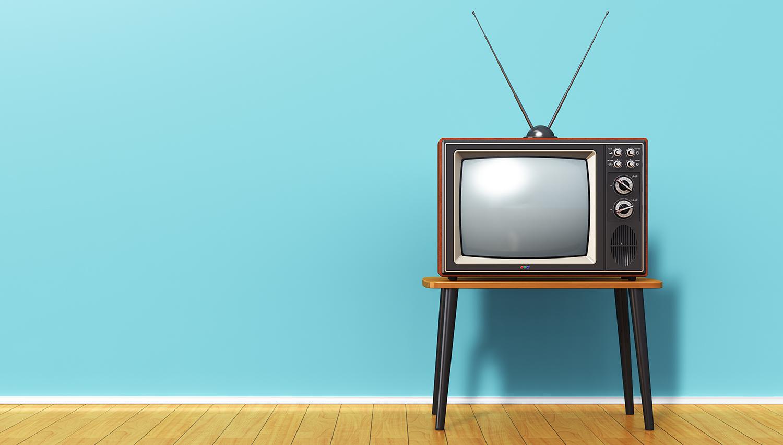 Les définitions d'affichage : téléviseur.