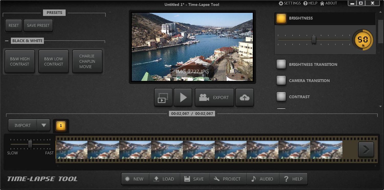 Créer facilement un time-lapse : Time-Lapse Tool.
