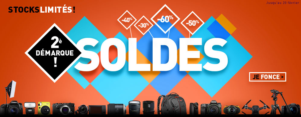 Soldes hiver 2018 photo video drone studio