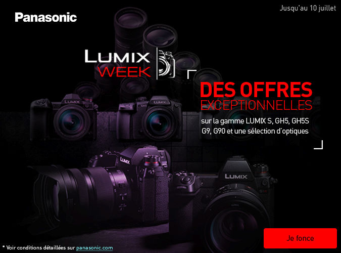 Panasonic Lumix Week