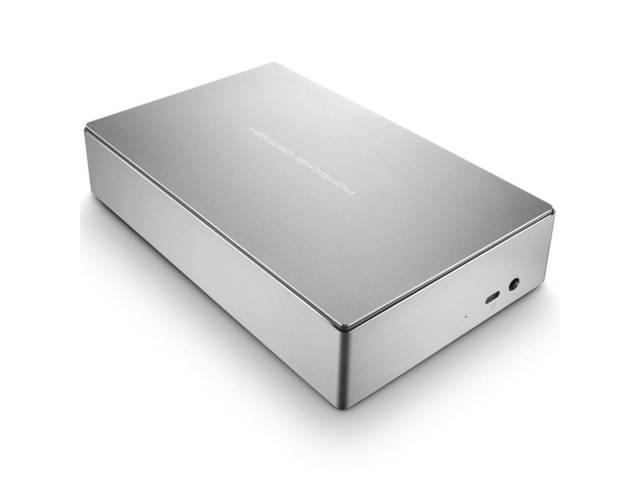 lacie disque dur externe porsche design desktop usb 3 1 6 to. Black Bedroom Furniture Sets. Home Design Ideas