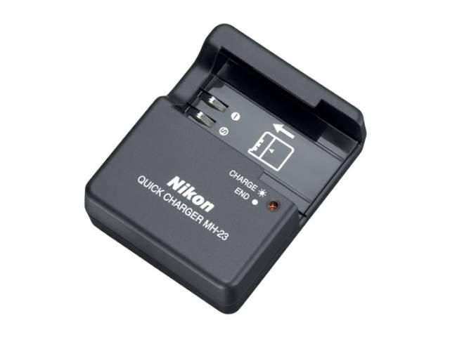 chargeur batterie appareil photo nikon