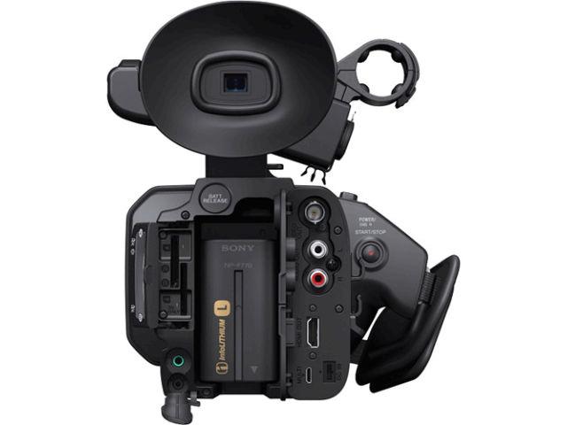 sony hxr nx100 cam scope full hd. Black Bedroom Furniture Sets. Home Design Ideas