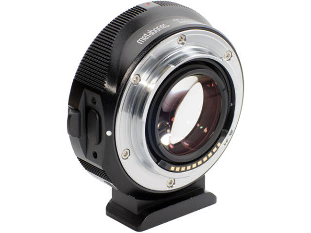 METABONES bague d'adaptation monture Canon EF pour monture Sony E T Speed Booster ULTRA 0.71x face2