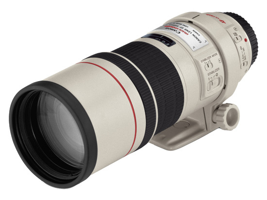 Canon 300mm f/4 IS USM