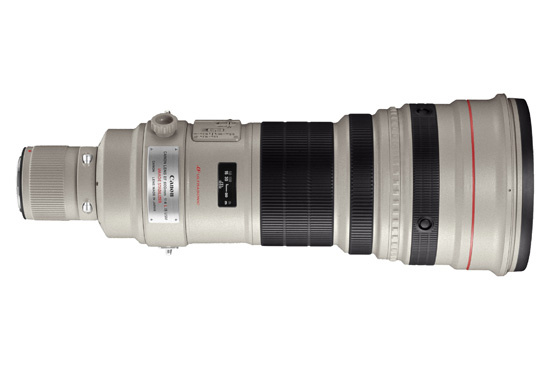 Canon 600 mm f/4 IS USM