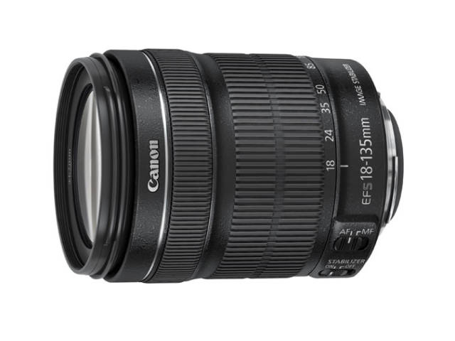 objectif photo vid o canon ef s 18 135 mm f 3 5 5 6 is stm. Black Bedroom Furniture Sets. Home Design Ideas
