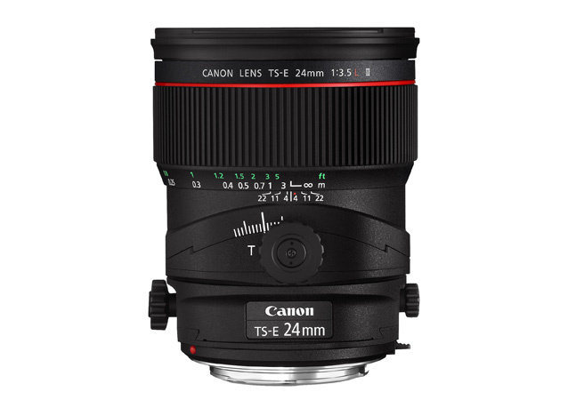 Canon EW-88B Paresoleil dobjectif TS-E24 mm 3,5 LII