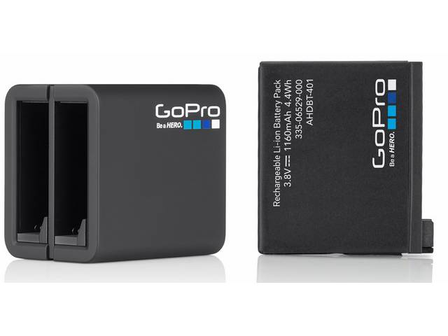 chargeur batterie gopro