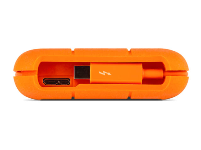 disque dur externe ssd lacie rugged 500 go thunderbolt. Black Bedroom Furniture Sets. Home Design Ideas