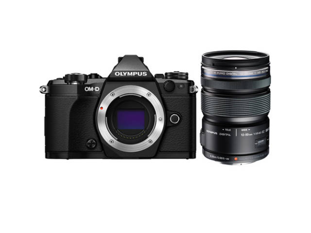 olympus compact hybride e m5 ii noir objectif m zuiko digital ed 12 50 mm 1 3 5 6 3 ez noir. Black Bedroom Furniture Sets. Home Design Ideas