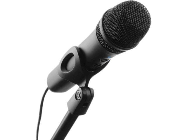 ik multimedia irig mic hd 2 microphone usb pour ios android mac et pc noir. Black Bedroom Furniture Sets. Home Design Ideas