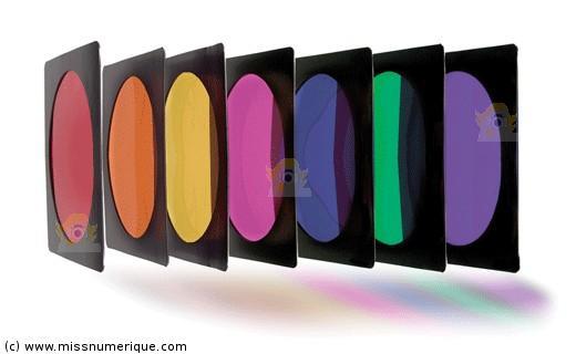 filtre colore