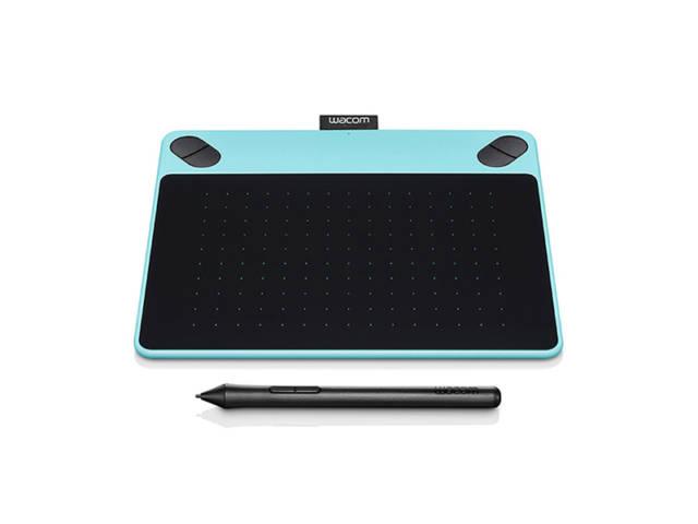 tablette graphique wacom intuos comic bleu small. Black Bedroom Furniture Sets. Home Design Ideas