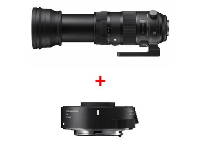 sigma sports 150 600 mm t l convertisseur tc 1401 monture canon. Black Bedroom Furniture Sets. Home Design Ideas
