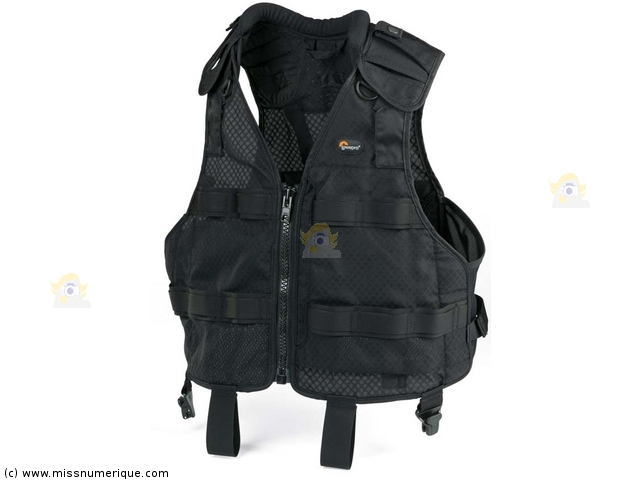 mignon pas cher découvrir les dernières tendances dernier style LOWEPRO veste photo Technical Vest - Taille S/M