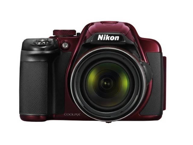 appareil photo nikon coolpix p520 rouge. Black Bedroom Furniture Sets. Home Design Ideas
