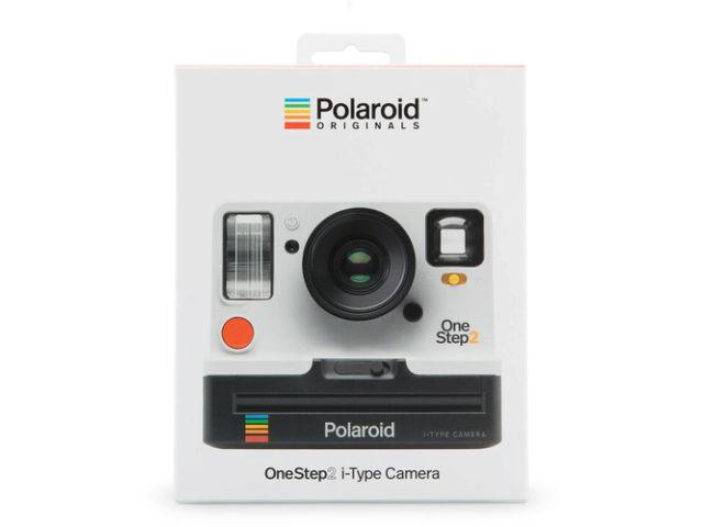 polaroid onestep 2 blanc appareil photo instantan. Black Bedroom Furniture Sets. Home Design Ideas