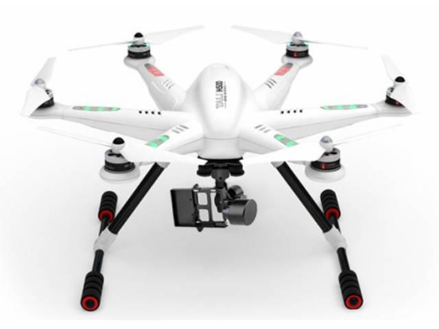 walkera drone tali h500 pour cam ra d 39 action gopro. Black Bedroom Furniture Sets. Home Design Ideas